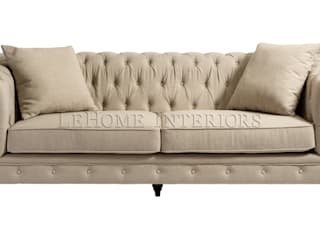 LeHome Interiors Living roomSofas & armchairs Wood Beige
