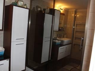 Modern bathroom by AÇIT MİMARLIK DEKORASYON İNŞ. SAN. TİC. LTD. Modern