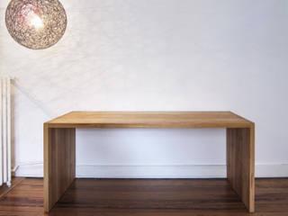 Schreibtisch gezinkt:   von Holzbearbeitung Raphael Lempert