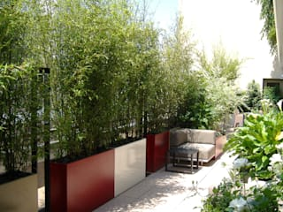Modern garden by ATELIER SO GREEN Modern