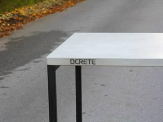modern  von dcrete, Modern