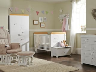 3 Bears 7 Piece Room Set:   by Tutti Bambini