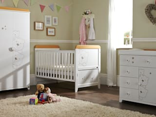 3 Bears 3 piece Room Set :   by Tutti Bambini