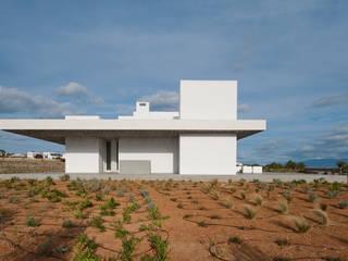 HOUSE A+B, GR Mediterrane Häuser von buerger katsota zt gmbh Mediterran