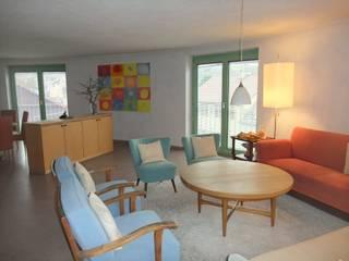 Büro für Solar-Architektur Modern style bedroom