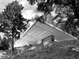 House H, GR:  Terrasse von buerger katsota zt gmbh