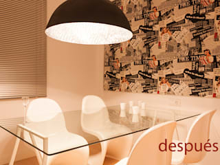 HomeStaging en Casa ML:  de estilo  de Soler Martínez
