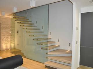 SPEZIALE SCALE Прихожая, коридор и лестницыЛестницы Дерево