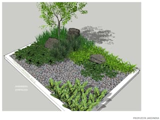 JARDÍN TIPO HORTALIZA: Jardines de estilo topical por Tropico Jardineria