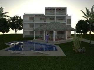 Modern Houses by M4X Modern