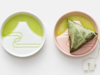 TEABAG TRAY Mt.Fuji: YAMAUCHI DESIGN PLUSが手掛けたです。
