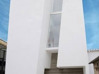 K邸: 株式会社岡部克哉建築設計事務所が手掛けた家です。