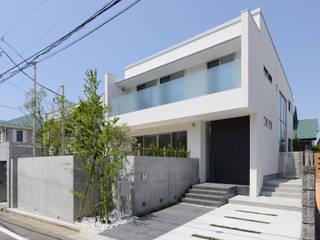 KNI邸: 株式会社岡部克哉建築設計事務所が手掛けた家です。
