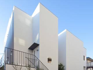 グループホーム: 株式会社岡部克哉建築設計事務所が手掛けた家です。