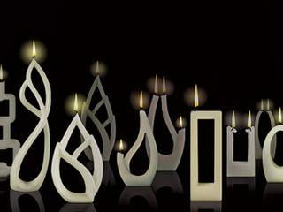 Exklusive Kollektion mehrflammiger Kerzen von der Firma ALUSI von DEKOapart Ausgefallen