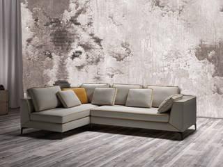 PIXIE progetti e prodotti Eclectic style walls & floors