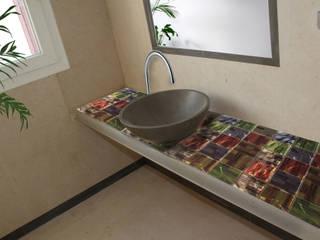 PIXIE progetti e prodotti Classic style walls & floors Glass