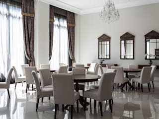 Classic style dining room by Bender Arquitetura Classic
