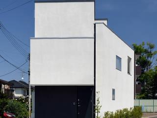 Casas de estilo minimalista de 株式会社ブレッツァ・アーキテクツ Minimalista