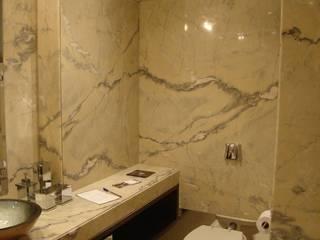 Mostra Casa Nova 2007 Banheiros clássicos por ANNA MAYA ARQUITETURA E ARTE Clássico