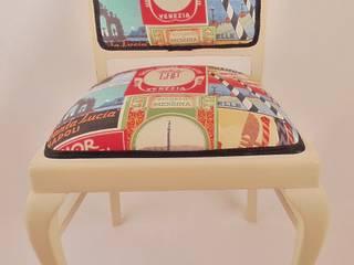 Chair Bari Frontansicht:   von Motley Chairs