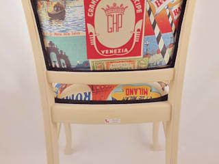 Chair Bari Rücken:   von Motley Chairs