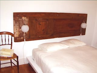 Cabeceira de cama por Restauro em Sintra