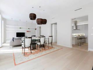 Apartament in Madrid Simona Garufi Comedores de estilo minimalista