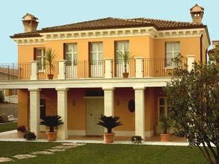 클래식스타일 주택 by Andrea Pacciani Architetto 클래식