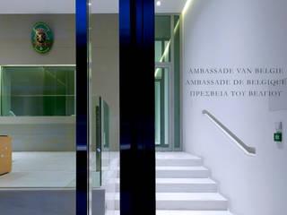 Embassy of Belgium, GR:  Bürogebäude von buerger katsota zt gmbh