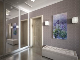 Corridor & hallway by Decor&Design, Modern