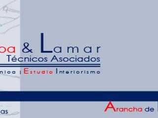 PORTADA: Estudios y despachos de estilo  de Campa & Lamar Técnicos Asociados S.L.