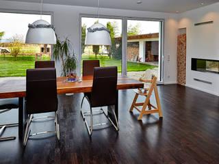 Referenz (Knobloch) Minimalistische Wohnzimmer von hilzinger GmbH - Fenster + Türen Minimalistisch