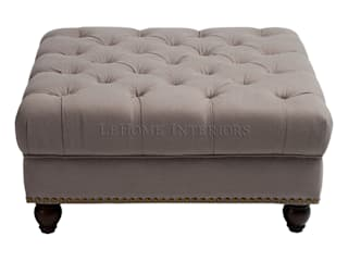 LeHome Interiors Living roomSofas & armchairs Wood Grey