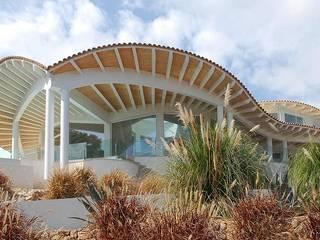 Möwenhaus von VenusArchitecture: Casas de estilo  de Stephan Wächter Venus Architecture - Bausachvertändiger Spanien