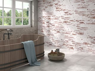 Industrial style bathroom by SANCHIS Industrial