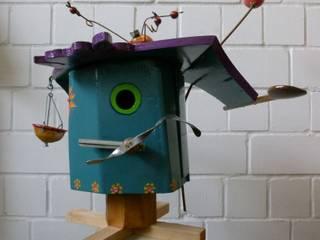Vogelhaus von werkstatt+atelier petra hemmers Ausgefallen