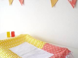 Décoration chambre d'enfant - Guirlande fanions par Claralily Scandinave