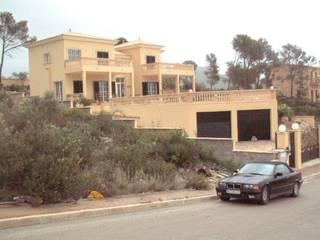 Gutachten und Betreuung Bauschäden - Villa in Camp de Mar: mediterrane Häuser von Stephan Wächter Architekt Bausachvertändiger Spanien