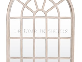 LeHome Interiors Dressing roomMirrors White
