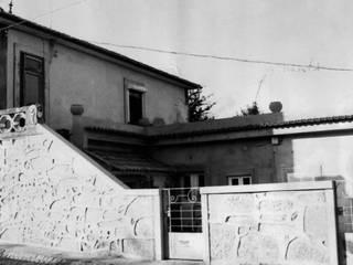 Casa Olimpio Casas modernas por Arqtª Manuela Soutinho Moderno