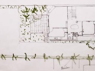 Casa Marcos Loureiro Casas modernas por Arqtª Manuela Soutinho Moderno