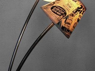 Lampe Gentleman par Magali Louis Éclectique