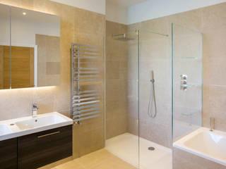 Fulham House Frost Architects Ltd Ванна кімната