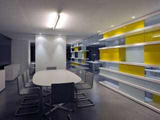 Modern Study Room and Home Office by buerger katsota zt gmbh Modern