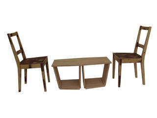 side-table/2-chairs-1-coffee-table:   von Laszlo Rozsnoki