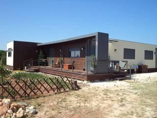 KITUR S: Casas  por KITUR