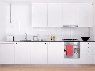 manrique planas arquitectes Kitchen