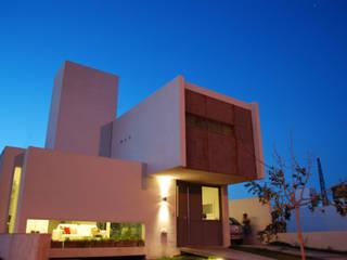 Modern Evler barqs bisio arquitectos Modern