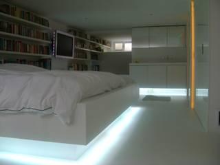 Rubens Interieurbouw BedroomBeds & headboards